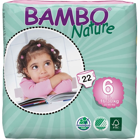 Bambo Nature XL 16-30kg 132/fp